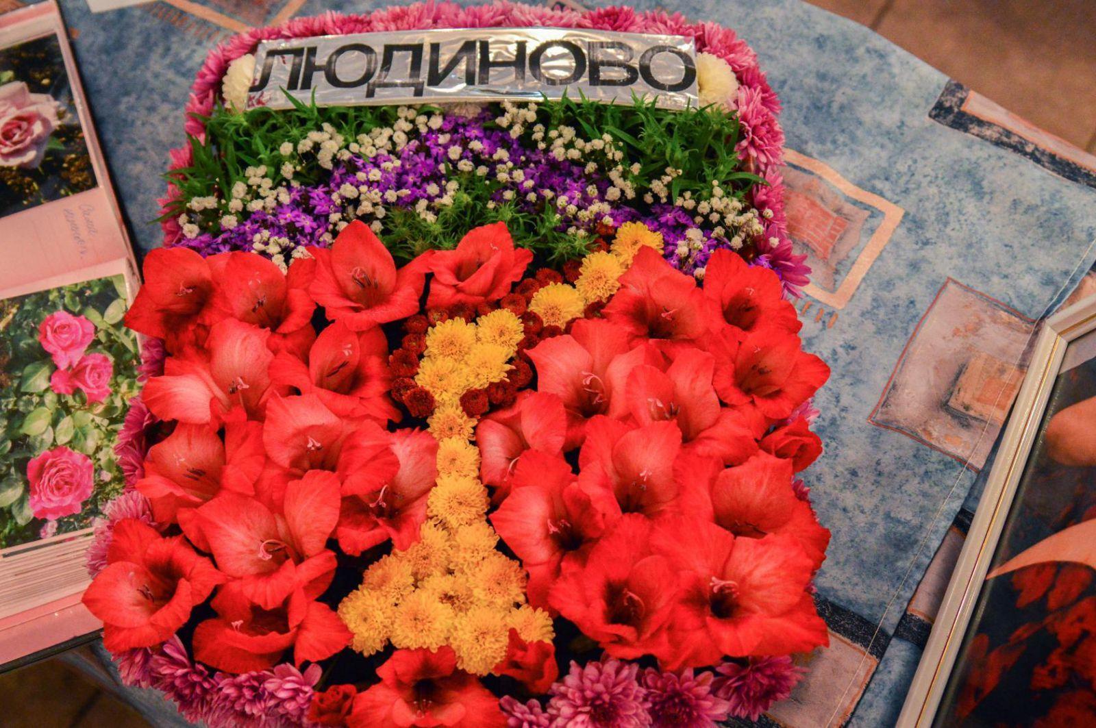 Районная выставка цветов, плодов и овощей «Город сад-2019»